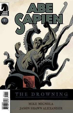 Abe Sapien - The Drowning édition Issues (2008)