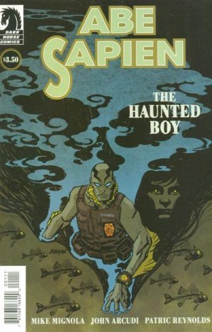 Abe Sapien - The Haunted Boy édition Issues (2009)