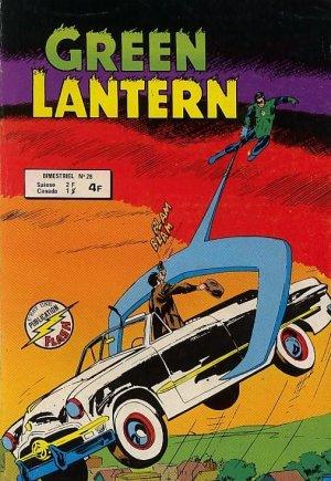 Green Lantern # 28 Kiosque (1972 - 1981)