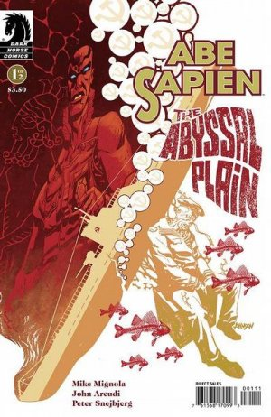 Abe Sapien - The Abyssal Plain édition Issues (2010)
