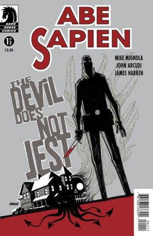 Abe Sapien - The Devil Does Not Jest édition Issues (2011)