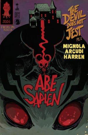 Abe Sapien - The Devil Does Not Jest # 1