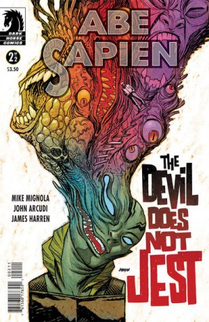 Abe Sapien - The Devil Does Not Jest 2 - The Devil Does Not Jest, Part 2 of 2