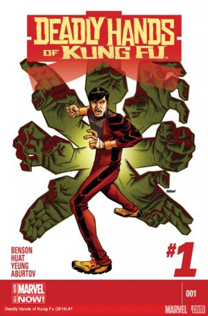 Deadly Hands Of Kung Fu édition Issues V2 (2014)