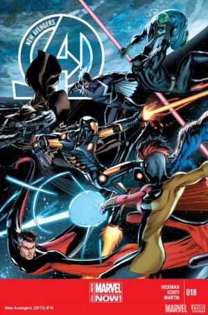 New Avengers # 18 Issues V3 (2012 - 2015)