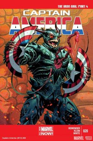 Captain America # 20 Issues V7 (2012 - 2014)