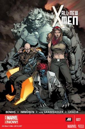 All-New X-Men # 27 Issues V1 (2012 - 2015)