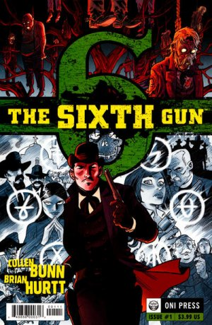 The Sixth Gun édition Issues