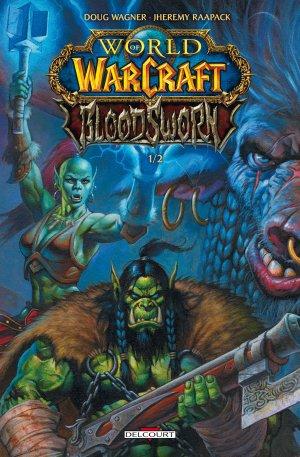 World of Warcraft - Bloodsworn édition TPB hardcover (cartonnée)