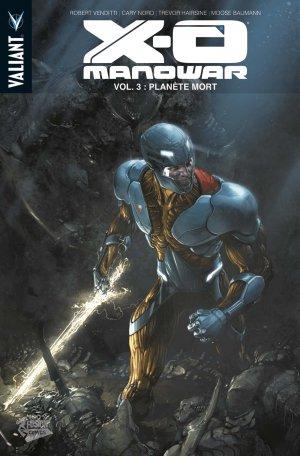 X-O Manowar T.3