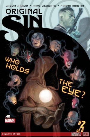 Original Sin # 2 Issues (2014)