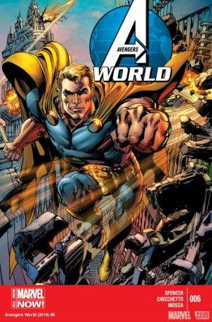 Avengers World # 6 Issues (2014 - 2015)