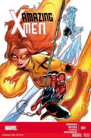 Amazing X-Men # 7 Issues V2 (2013 - 2015)