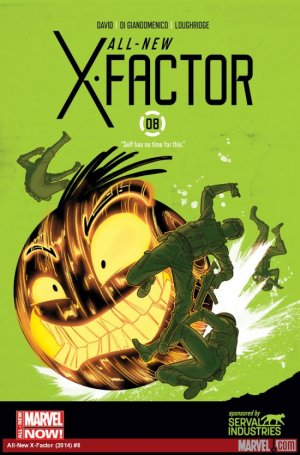 All-New X-Factor 8