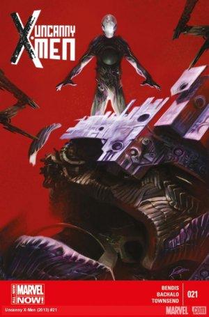 Uncanny X-Men # 21 Issues V3 (2013 - 2015)