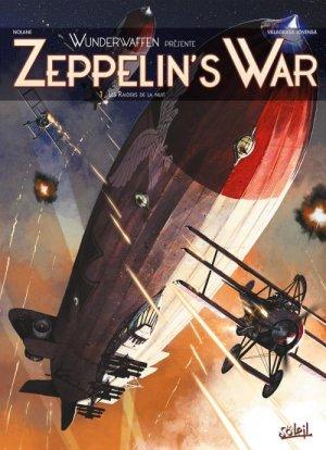 Wunderwaffen présente Zeppelin's War édition Simple
