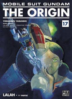 couverture, jaquette Mobile Suit Gundam - The Origin 17  (Pika)