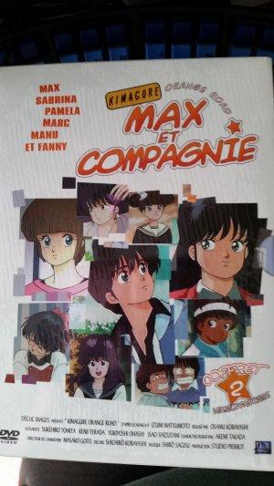 Max et Compagnie - Kimagure Orange Road édition Coffret