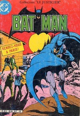 Batman - Collection le Justicier édition Kiosque