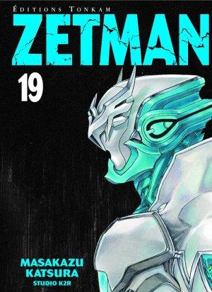 couverture, jaquette Zetman 19  (Tonkam)