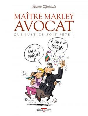 Maître Marley avocat 2 Artbook