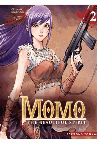 Momo - The Beautiful Spirit T.2