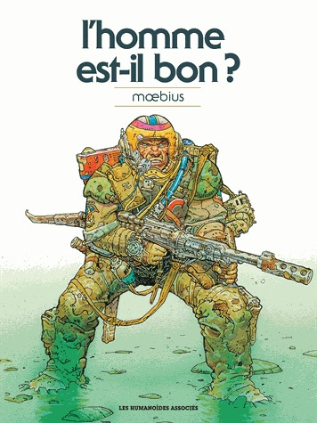 Moebius oeuvres édition simple