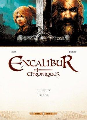 couverture, jaquette Excalibur - Chroniques 3  - T.3 - Luchar (soleil bd) BD