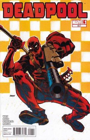 Deadpool # 33.1 Issues V3 (2008 - 2012)