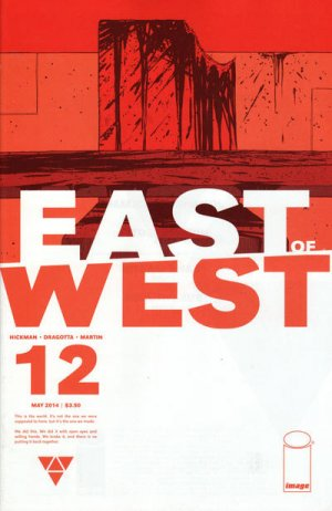 East of West # 12 Issues (2013 - Ongoing)