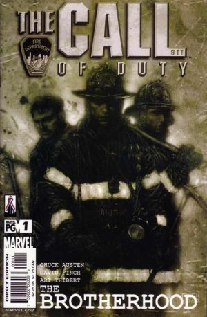 The Call Of Duty - The Brotherhood édition Issues