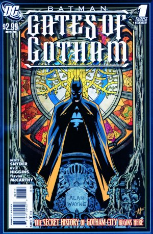 Batman - Les portes de Gotham édition Issues (2011)