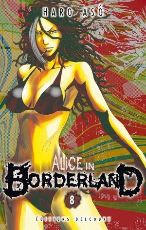 Alice in Borderland T.8