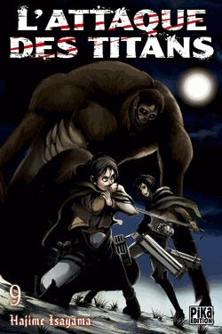 L'Attaque des Titans #9