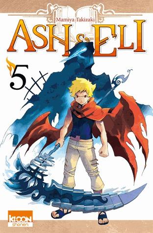 couverture, jaquette Ash & Eli 5