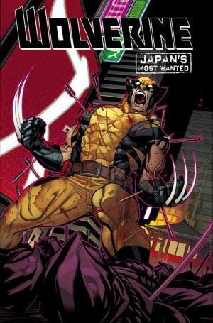 Wolverine - Japan's Most Wanted édition TPB hardcover (cartonnée)