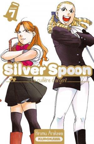 Silver Spoon - La Cuillère d'Argent T.7