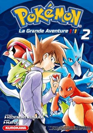 Pokémon # 2 La grande aventure - Kurokawa