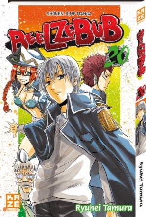 Beelzebub #20