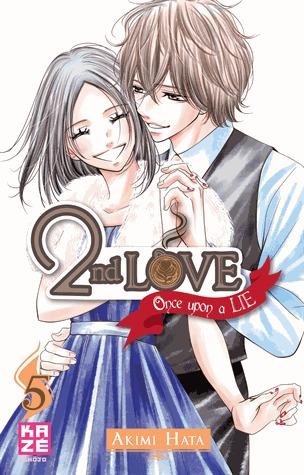 couverture, jaquette 2nd Love - Once upon a lie 5  (kazé manga)