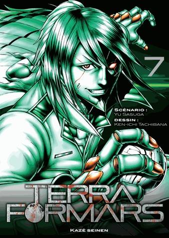 Terra Formars # 7