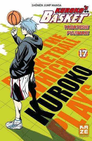 couverture, jaquette Kuroko's Basket 17  (kazé manga)