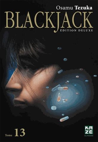 couverture, jaquette Black Jack - Kaze Manga 13 Deluxe (kazé manga)