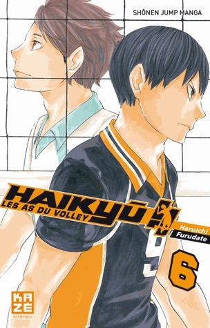 Haikyu !! Les As du Volley # 6