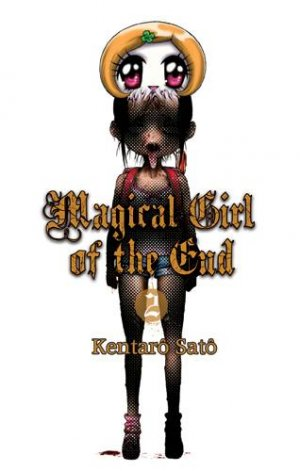 couverture, jaquette Magical Girl of the End 2  (Akata)