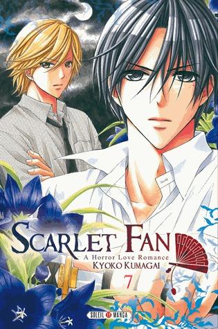 couverture, jaquette Scarlet Fan 7  (soleil manga)