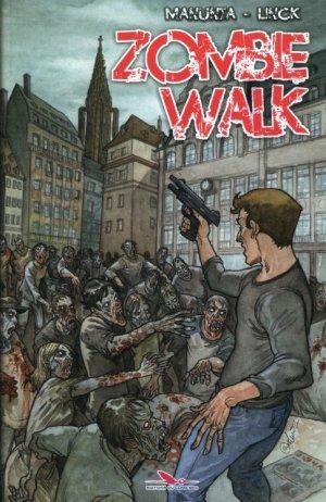 Zombie Walk édition TPB softcover (souple)