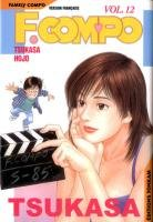 couverture, jaquette F.Compo 12  (Tonkam)