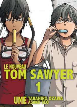 Le nouveau Tom Sawyer T.1