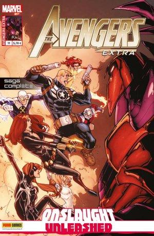 Avengers Extra # 11